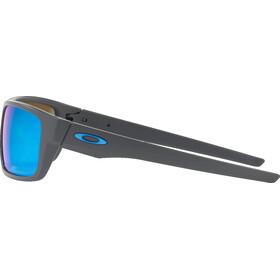 Oakley Drop Point Gafas, negro/azul